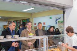 La escuela Dr. Joao Lucio de Fuseta cuenta con nueva cocina