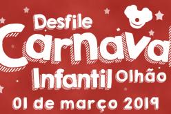 Carnaval em Olhão inicia com crianças a desfilarem