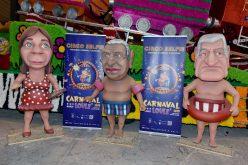 Carnaval de Loulé, o mais antigo do país, satiriza política e selfies com preocupação em acabar com plástico no recinto