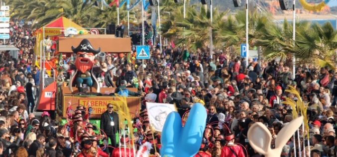 Alte y Quarteira festejan el Carnaval