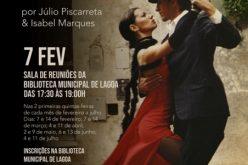 Venha aprender a dançar tango em Lagoa