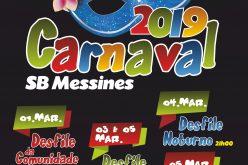 Carnaval de SB Messines decorre de 1 a 5 de março
