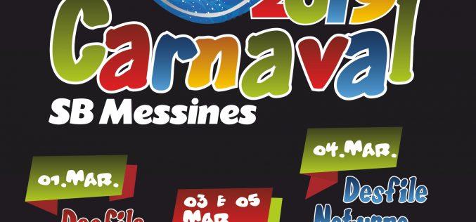 El Carnaval de SB Messines transcurre del 1 al 5 de marzo