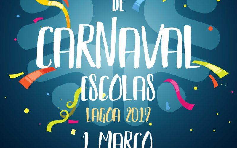 El carnaval de los niños en Lagoa gira alrededor de la tierra