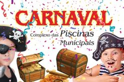 """A lenda dos piratas"" é tema do Carnaval do complexo de piscinas municipais de Silves"