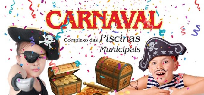 El Carnaval llega a la piscina municipal de Silves