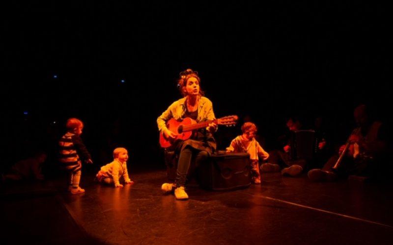 La Compañía Musicalmente y Luisa Sobral presentan Conciertos para Bebés