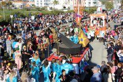 La música fue el gran tema del Carnaval de Altura 2019