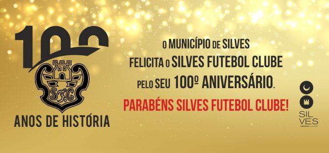 Silves homeageia antigos presidentes do Silves Futebol Clube