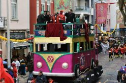 La Parodia Carnavalesca continuó en Loulé