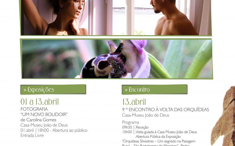 La fotografía y las orquídeas destacan en la Casa Museo de Silves