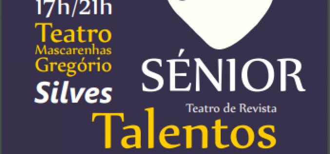 «Talentos del Teatro del Campo al Mar» se presentan en Silves en un espectáculo único