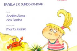 """Apresentação do livro infantil """"A Irmandade da Rocha – Daniela e o ouriço-do-mar"""""""