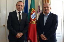 Embaixador da República da Moldova visitou Loulé