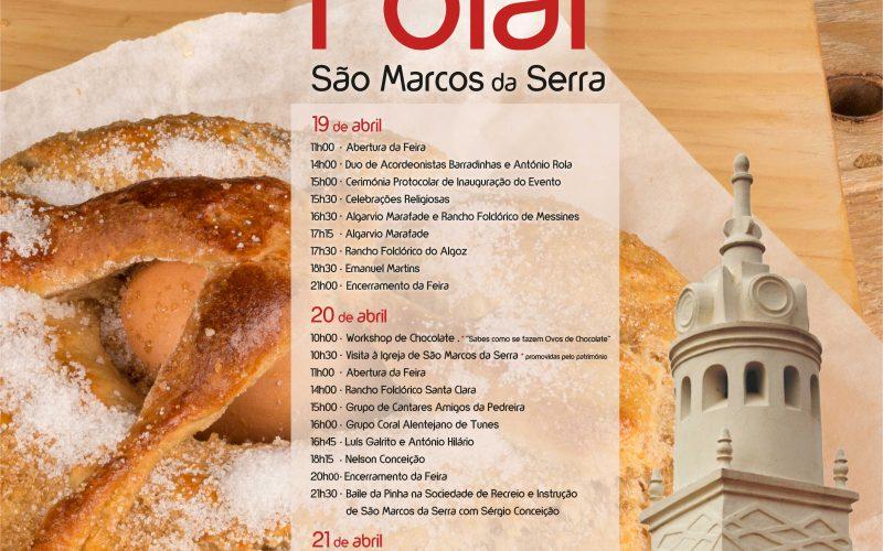 Mónica Sintra actuará en la Feria del Folar de San Marcos