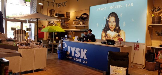 JYSK abre su nueva tienda en Portimao Retail Center