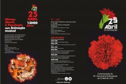 Silves comemora o seu 45º aniversário de 25 de abril