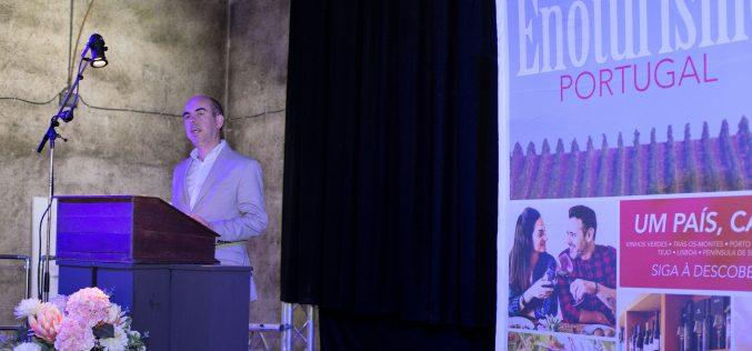 Lagoa promueve el intercambio de buenas prácticas en el enoturismo del Algarve
