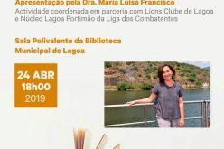 """Tertúlia: """"Por Amor ao Mundo"""" com a atriz Rita Blanco"""