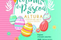 Altura organiza la «Feirinha de Pascua»