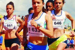 Jovens atletas correram a 6ª Milha da Bela Vista