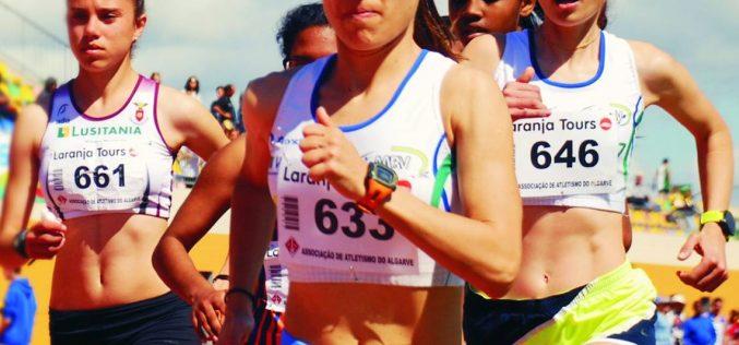 Jóvenes atletas corrieron la 6ª Milla de la Bella Vista