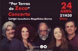 """Silves trae el espectáculo """"Por tierras del Zeca"""""""