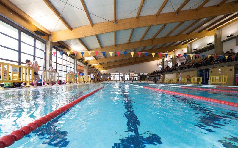 Lagoa celebra el II Encuentro de Escuelas de Natación