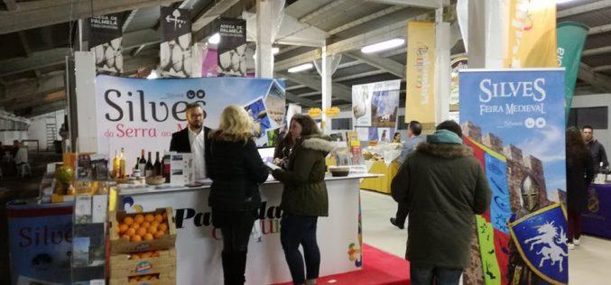 Silves está presente en los principales certámenes de promoción turística