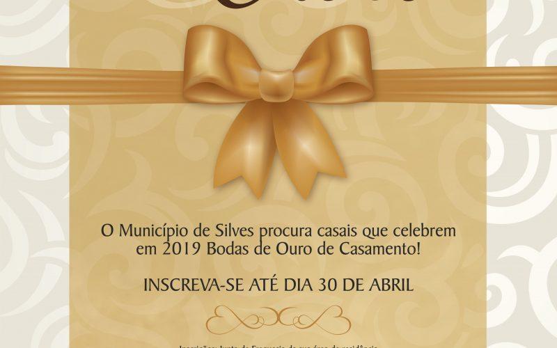 Silves homenajea a las parejas que conmemoran bodas de oro