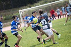 Lagoa jugó para Portugal la Copa Sur Touch Rugby