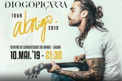 Diogo Piçarra presenta «Abrigo: Tour 2019»