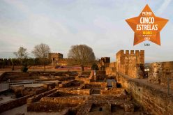 El Castillo de Silves recibe el premio 5 Estrellas Regiones