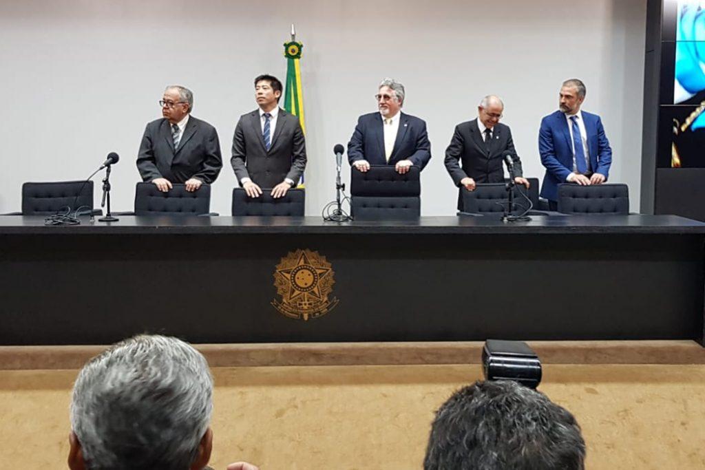 Olhão refuerza lazos con Brasil
