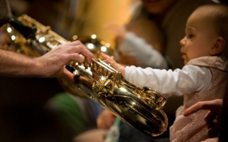 Concertos para bebés continuam a ser um sucesso em Loulé