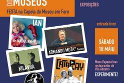 Faro assinala Dia Internacional dos Museus