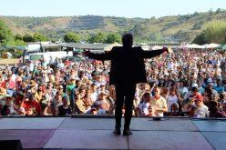 Toy animó la fiesta del 1 de mayo en Odeleite