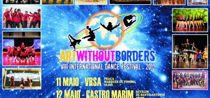 Revelim de Santo António recebe Festival Internacional de Dança