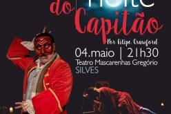 «La última noche del Capitán» sube al escenario del teatro en Silves