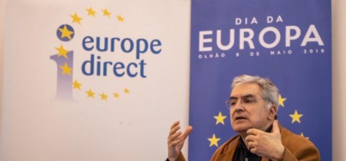 Celebrações do Dia da Europa decorreram  em Olhão