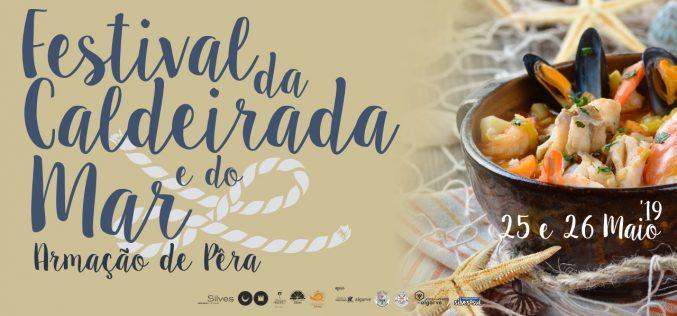 Festival da Caldeirada e do mar decorre em Armação de Pêra