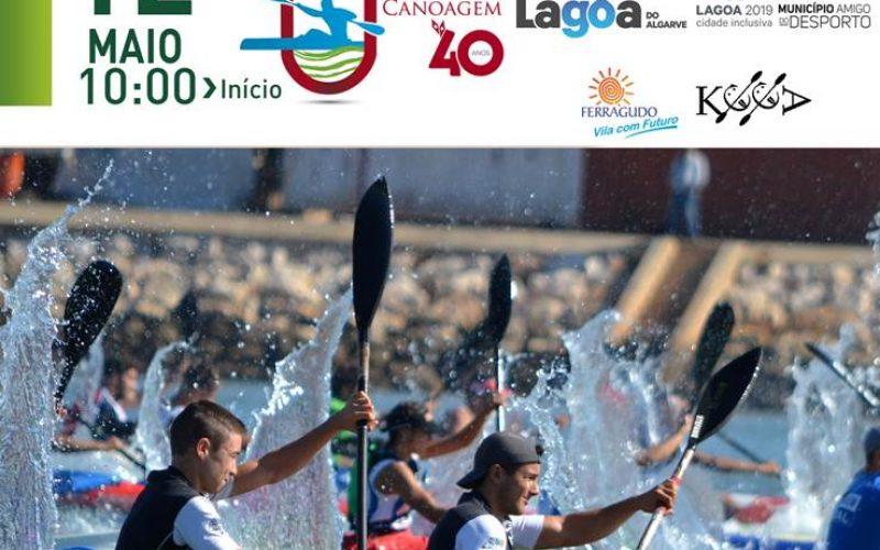 Lagoa acogerá el Campeonato Nacional de Piragüismo