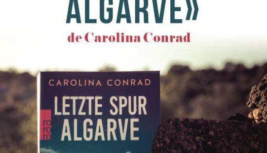 Casa do Sal presenta el libro «Letzte Spur Algarve»