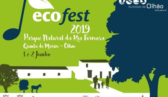 Ecofest 2019 decorre em pleno Parque Natural da Ria Formosa