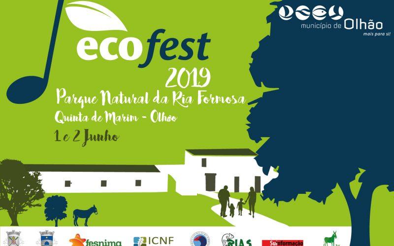 Ecofest se desarrolla en pleno Parque Natural de la Ría Formosa