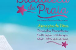 """Silves volta a dinamizar a """"Biblioteca de Praia"""" em Armação de Pêra"""
