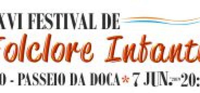 Faro recebe Festival de Folclore Infantil