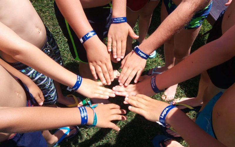 Lagoa celebró el Día Mundial del Niño