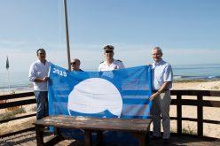 Lagoa fue la primera playa en ondear la Bandera Azul 2019