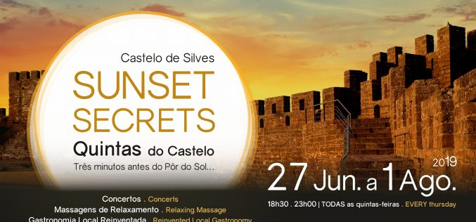 Sunset Secrets – Quintas do Castelo regressam a Silves
